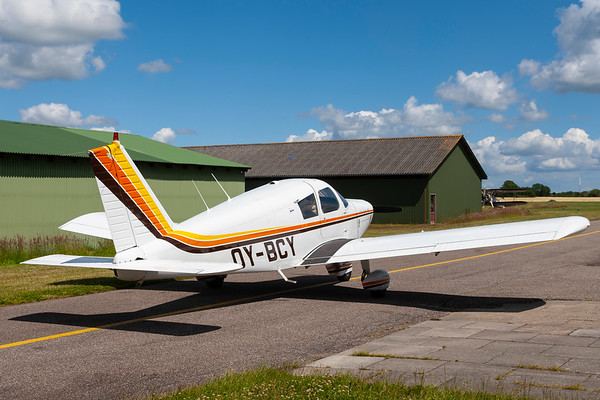 OY-BCY - Piper PA-28-140 Cherokee