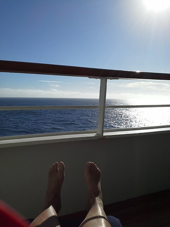 Day at Sea Nov 28