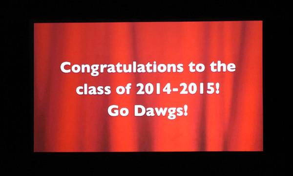 2015 Bowie HS Graduation