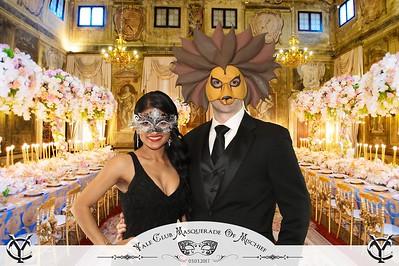 Yale Club Masquerade 2017