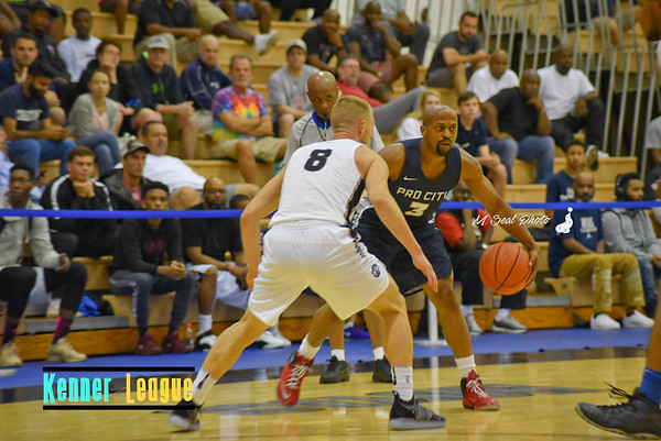Kenner League - Nike Pro City Summer League: Clydes vs. Premier