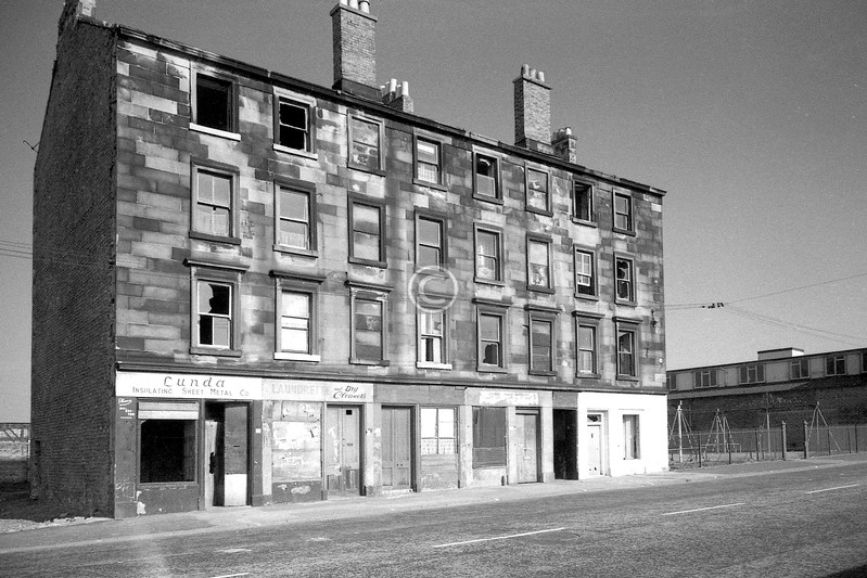 1111 to 1113 Gallowgate  March 1976