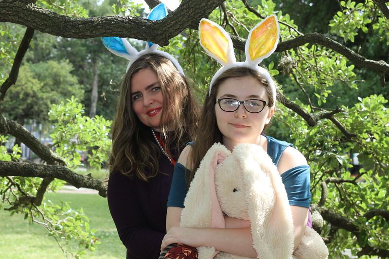 Easter Portraits at Baldwin Park 2017