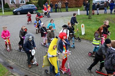 Carnavalstoet VBS Sterbos 2016