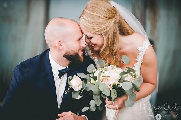 Sarah and Jeff's Wedding Day