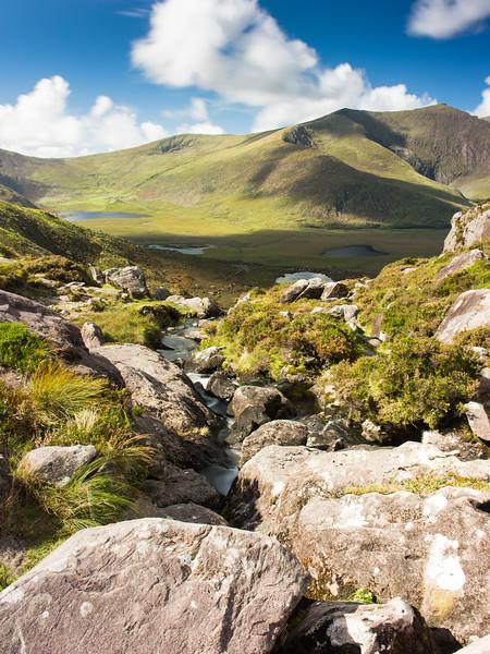 Mountain Stream at Pedlar's Lake in #Kerry