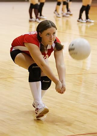 SNHS Volleyball vs Winamac Gallery 2 2009