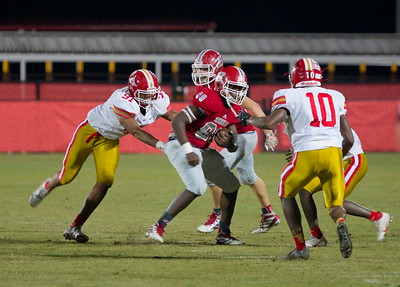 BHS vs Thomasville Football 2020