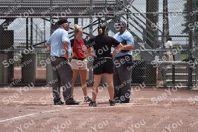 Marshalltown @ Fort Dodge Softball 6/18/18