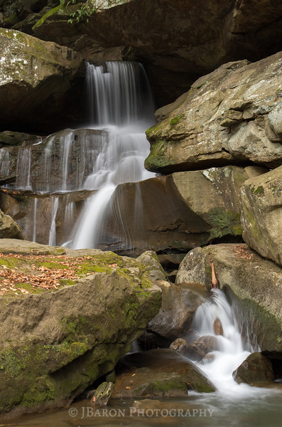 Breakneck Falls at McConnells Mill State Park II