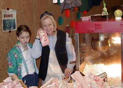 Little Shop Opening Night