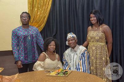 Mr. Patrick B. Mawolo Sr. Celebrates His 70th Birthday.