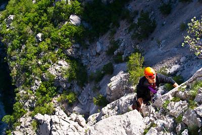 05 05 Paklenica Rock Climbing