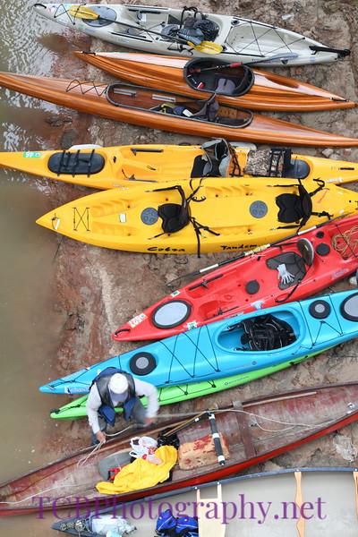 Buffalo Bayou Canoe Regatta