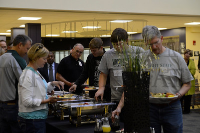 12325 Scholarship Brunch and Alumni Grove Dedication 10-12-13
