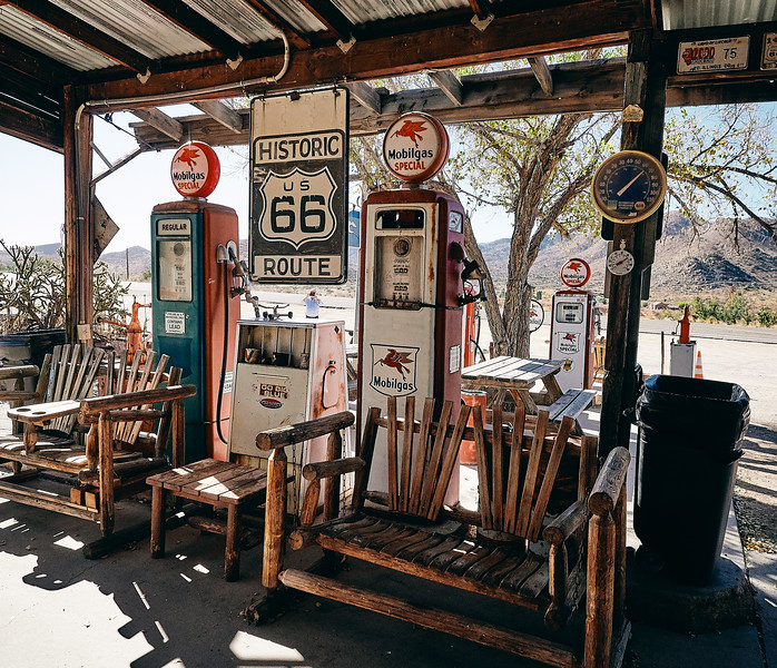 Route 66 - Hackberry, Arizona
