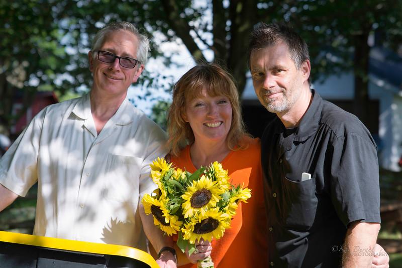 2017 Kricklewood Farm Sunflower Festival