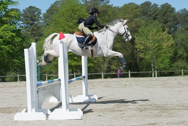 DRHC Pony Club Horse  Trials  April 20 2013