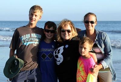 2015 SAN DIEGO TRIP_POND FAMILY