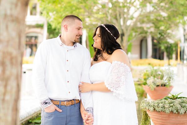 Stephanie +  Vincent Wedding Portraits