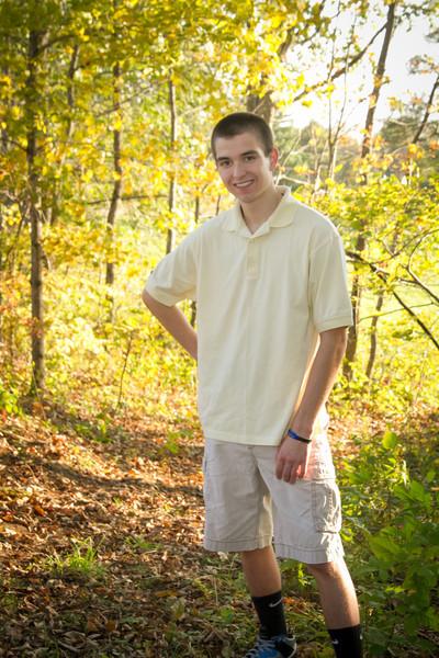 Aaron {Senior}