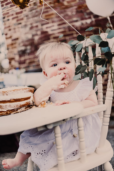 Chloe's 1st Birthday