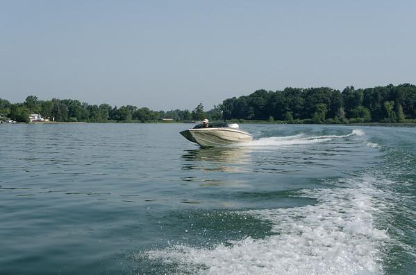 Cass Lake July 6th 2012