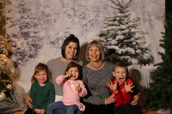 Christmas Tree Photo Booth