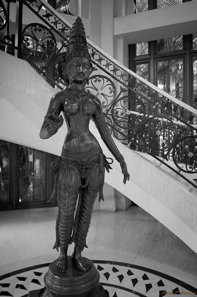 Lobby Statue