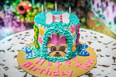 Tori's 5th Birthday Celebration