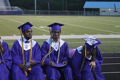 2018 Center High School Graduation