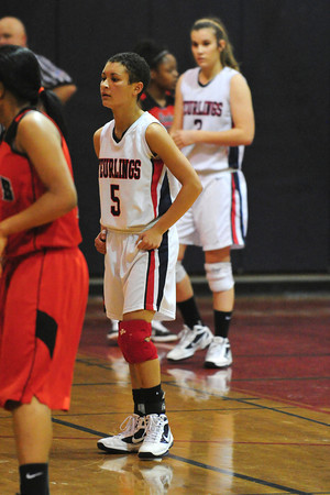 "2012 TCH ""Lady Rebels"" Basketball"