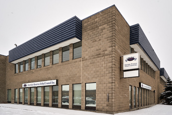Calian/ IRTC Contract signing event in Winnipeg Dec 13th 2019