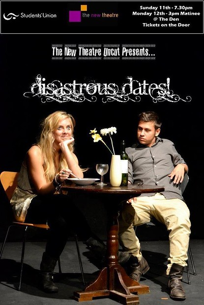 Disastrous Dates poster