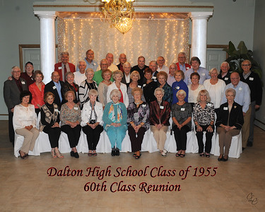 Dalton High School - 1955 Class - 60th Reunion