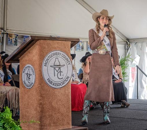 Montgomery County Fair Queen Contest