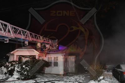 Hicksville F.D. Signal 10  E. John St. 2/3/21