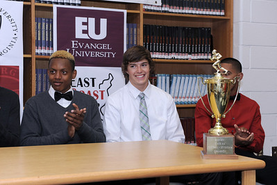 Signing Day 2 -- 05/15/2013