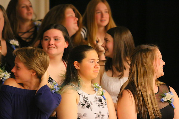 Hartland 8th Grade Graduation