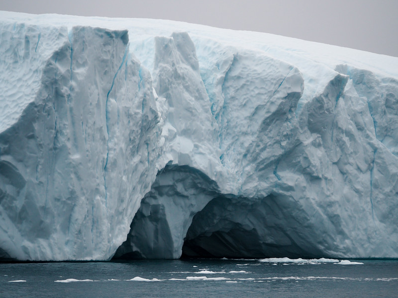 Iceberg on the Ilulissat Icefjord