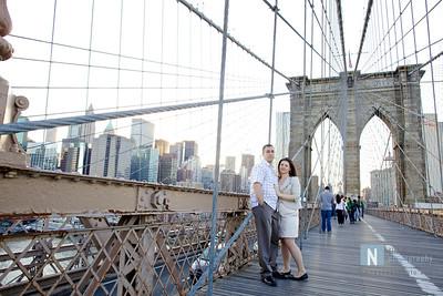 Liz + Jose :: Engagement :: New York, NY