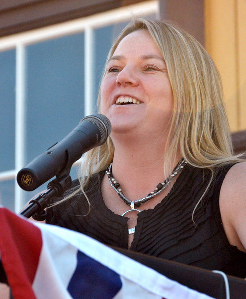 Liisa Stark, Director of Public Affairs, Union Pacific Railroad
