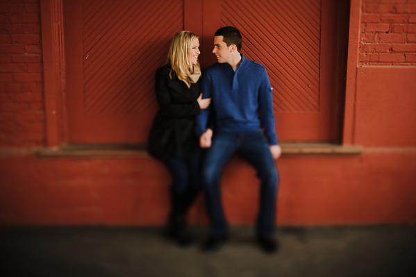 Katelyn and David