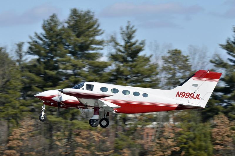 N999JL - 1973 Cessna 414
