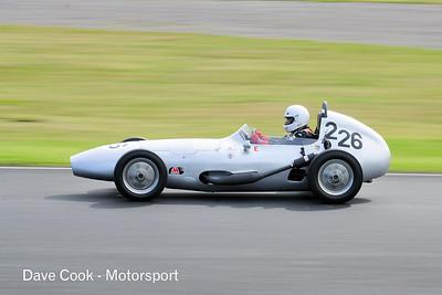 Formula Junior Racing Cars