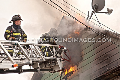 Center St. Fire (Bridgeport, CT) 12/24/12