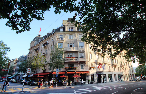 Hotel Ambassador, Zurich Switzerland