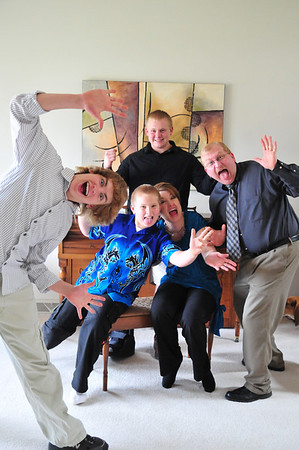 Eide Family Pictures