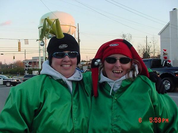 2003-12-06: Apex Christmas Parade