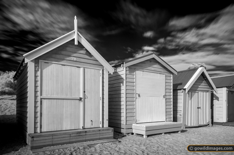 Brighton Beach Huts